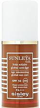 Парфюмерия и Козметика Слънцезащитен крем за лице - Sisley Sunleya G.E. SPF 30