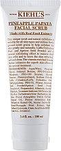Парфюми, Парфюмерия, козметика Скраб за лице с ананас и папая - Kiehl`s Pineapple Papaya Facial Scrub