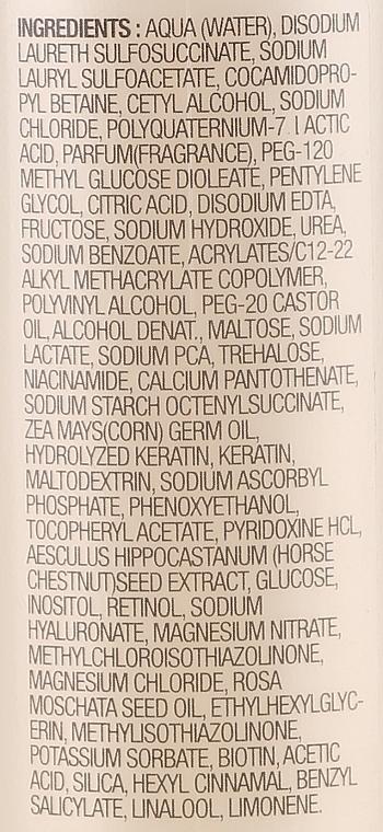 Подхранващ шампоан - The Cosmetic Republic Multi Vitamin Shampoo — снимка N3
