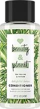 Парфюмерия и Козметика Детоксикиращ балсам за коса - Love Beauty&Planet Delightful Detox Conditioner