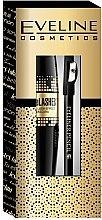 Парфюми, Парфюмерия, козметика Комплект спирала и молив за очи - Eveline Cosmetics (mascara/10ml + pencil/1.2g)
