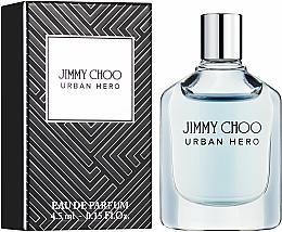 Парфюмерия и Козметика Jimmy Choo Urban Hero - Парфюмна вода (мини)