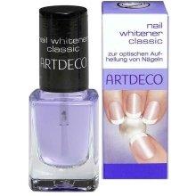 Парфюмерия и Козметика Избелващ лак за нокти - Artdeco Nail Whitener Classic