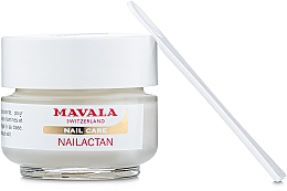 Крем за повредени нокти - Mavala Nailactan — снимка N2