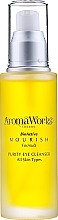 Почистващ лосион за очи - AromaWorks Nourish Purity Eye Cleanser — снимка N1