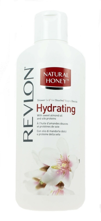 Хидратиращ душ гел - Revlon Natural Honey Hydrating Shower Gel