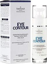 Парфюми, Парфюмерия, козметика Три-активен крем за околоочния контур - Farmona Eye Contour