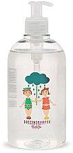 Парфюми, Парфюмерия, козметика Детски почистващ гел за тяло и коса - Bubble&CO Doccia Shampoo