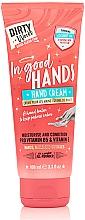 Парфюмерия и Козметика Овлажняващ крем за ръце, нокти и кутикули - Dirty Works In Good Hands Hand Cream