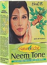 Парфюми, Парфюмерия, козметика Маска за проблемна кожа на лице - Hesh Neem Tone Powder