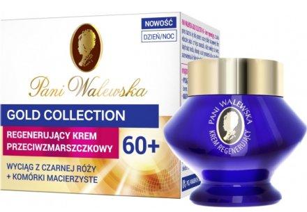 Регенериращ крем против бръчки 60+ - Pani Walewska Gold Collection Face Cream 60+ — снимка N1