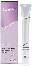 Парфюмерия и Козметика Крем филър за контура на устните - Dr. Spiller Lip Contour Filler Cream