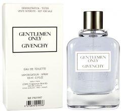 Givenchy Gentlemen Only - Тоалетна вода (тестер с капачка)  — снимка N2