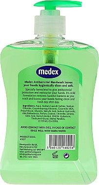 Антибактериален сапун - Xpel Marketing Ltd Medex Aloe Vera Handwash — снимка N2