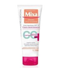 Парфюмерия и Козметика СС крем - Mixa Sensitive Skin Expert Soothing SPF15 Care