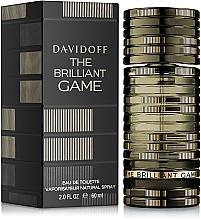 Парфюмерия и Козметика Davidoff The Brilliant Game - Тоалетна вода