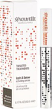 Парфюмерия и Козметика Серум за мигли и вежди - Synouvelle Cosmectics Targeted Treatments Lash & Brow Activating Serum