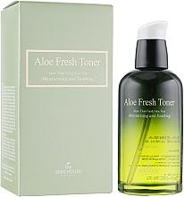 Парфюмерия и Козметика Хидратиращ тонер за лице с екстракт от алое - The Skin House Aloe Fresh Toner