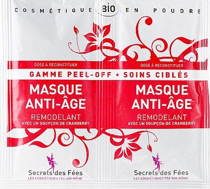 Пилинг маска за лице - Secrets des Fees Anti Age Mask — снимка N1