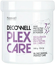 Парфюмерия и Козметика Изсветляваща пудра за коса - Kosswell Professional Decowell Plex Care