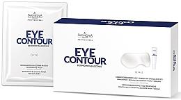 Парфюми, Парфюмерия, козметика Маска против бръчки за околоочна зона - Farmona Eye Contour