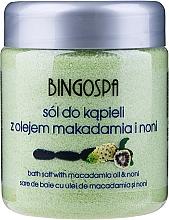 Парфюмерия и Козметика Полинезийски соли за вана с йод - BingoSpa Polynesian Bath Salt With Iodine