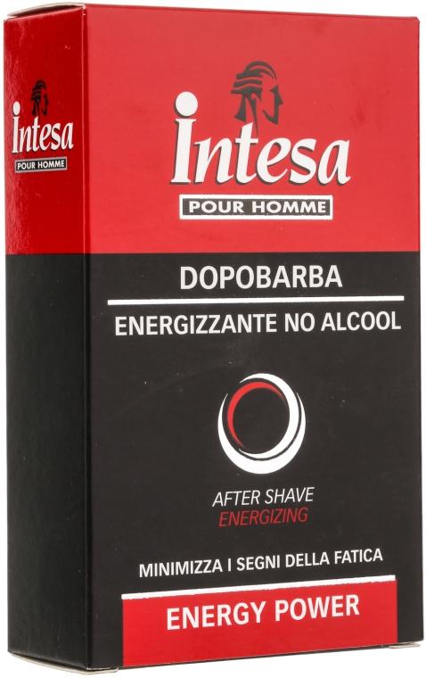 """Лосион за след бръснене """"Енергийна сила"""" - Intesa Energy Power After Shave Lotion"""