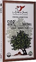 Парфюмерия и Козметика Натурален прах за коса от Зизифус - Le Erbe di Janas Sidr (Ziziphus)