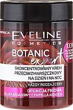 Парфюмерия и Козметика Крем за лице - Eveline Cosmetics Botanic Expert Concentrated Anti-wrinkle Day & Night Cream
