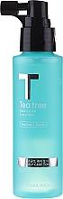 Парфюмерия и Козметика Почистващ тоник за склап с чаено дърво и каолин - Holika Holika Tea Tree Scalp Care Tonic