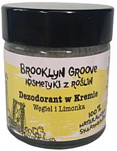 Парфюми, Парфюмерия, козметика Дезодорант-крем с аромат на лайм и портокал - Brooklyn Groove Deodorant Cream