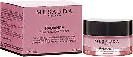 Парфюми, Парфюмерия, козметика Дневен антистареещ крем за лице с хиалуронова киселина - Mesauda Milano Radiance Revealing Day Cream