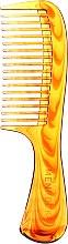 Парфюмерия и Козметика Гребен за мустаци и брада - Men Rock Beard Comb
