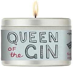 Парфюмерия и Козметика Ароматна свещ - Bath House Queen Of The Gin Juniper Gin Scented Candle