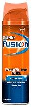 Парфюми, Парфюмерия, козметика Гел за бръснене - Gillette Fusion Pro Glide Shave Gel Hydrating
