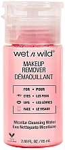 Парфюмерия и Козметика Мицеларна вода - Wet N Wild Makeup Remover Micellar Cleansing Water