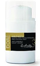 Парфюмерия и Козметика Нощен крем против бръчки - Le Chaton Dore Night Wrinkle Cream Agile Nuit K