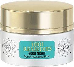 Парфюмерия и Козметика Успокояващ балсам - 1001 Remedies Good Night Sleep Relaxing Balm