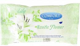 Парфюми, Парфюмерия, козметика Мокри кърпички - Comfort Lily