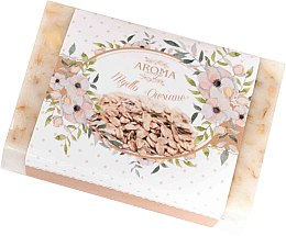 """Парфюмерия и Козметика Сапун """"Овес"""" - Delicate Organic Aroma Soap"""