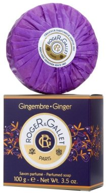 Roger & Gallet Gingembre - Парфюмен сапун — снимка N1
