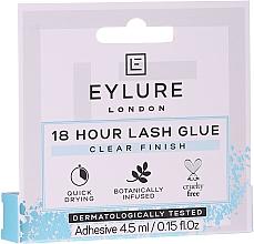 Парфюмерия и Козметика Лепило за изкуствени мигли - Eylure 18 Hour Lash Glue Clear Finish