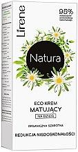 Парфюмерия и Козметика Дневен крем за лице с екстракт от еделвайс - Lirene Natura Eco Cream