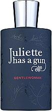 Парфюмерия и Козметика Juliette Has A Gun Gentlewoman - Парфюмна вода ( тестер с капачка )