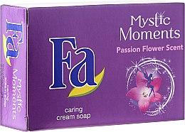 Парфюми, Парфюмерия, козметика Крем-сапун - Fa Mystic Moments Shea Butter & Passion Flower Cream Soap
