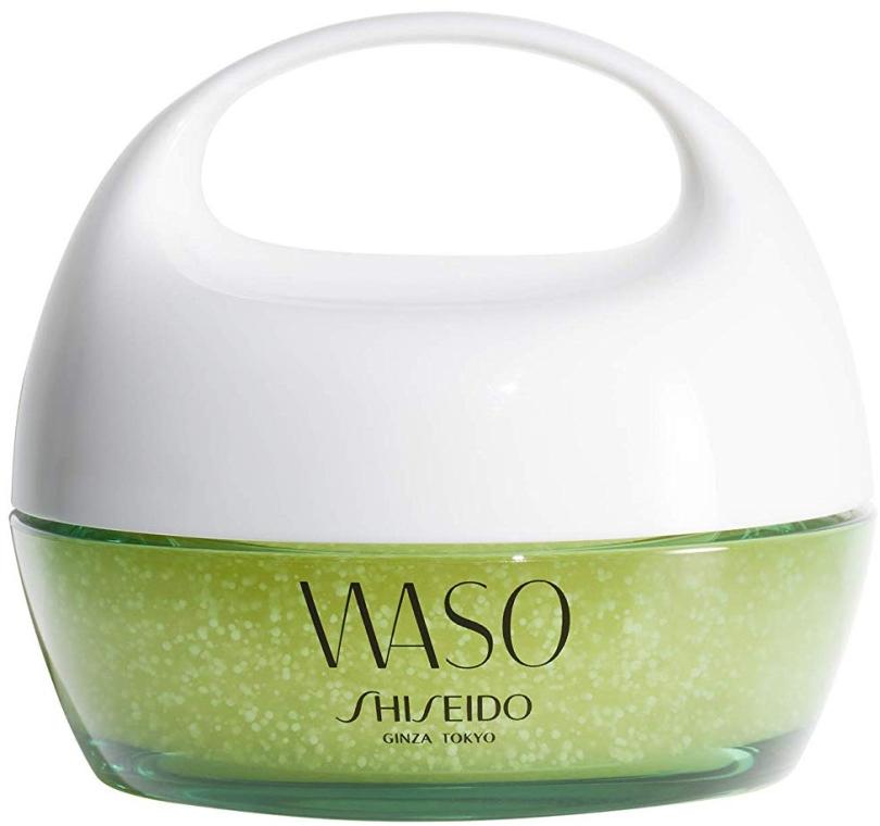 Нощна възстановяваща маска за лице - Shiseido Waso Beauty Sleeping Mask