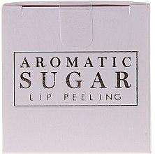 Парфюмерия и Козметика Захарен пилинг за устни - Wibo Aromatic Sugar Lip Peeling