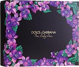 Парфюмерия и Козметика Dolce&Gabbana The Only One - Комплект парфюмна вода (edp/50ml + edp/10ml)