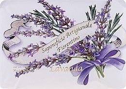 "Парфюмерия и Козметика Сапун ""Лавандула"" - Saponificio Artigianale Fiorentino Lavender"