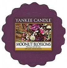 Парфюмерия и Козметика Ароматен восък - Yankee Candle Moonlit Blossoms Wax Tart